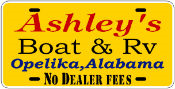 Ashley's Boat & RV Logo