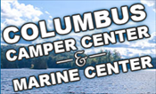 COLUMBUS CAMPER & MARINE CENTER Logo