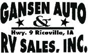 Gansen Auto & RV Sales, Inc.