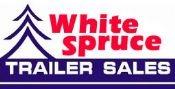 White Spruce Trailer Sales logo