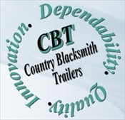 Country Blacksmith Trailers logo