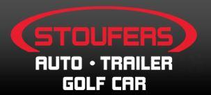 Stoufer's Auto Sales logo