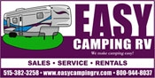 Easy Camping RV Logo