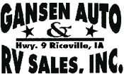 Gansen Auto & RV Sales, Inc.