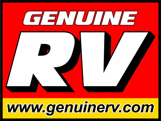 Genuine RV Logo