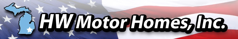 HW Motor Homes, Inc. Logo