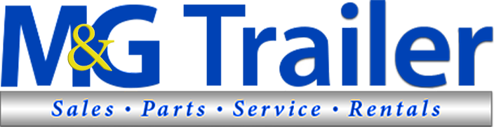 M & G Trailer Sales, Service & Rental logo