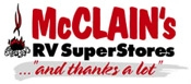 McClain's RV Superstore Corinth Logo