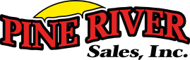 Pine River Sales Logo