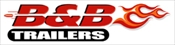 B&B Trailers, Inc. Logo