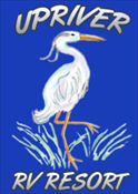 Upriver RV Resort Logo