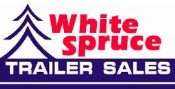 White Spruce Trailer Sales logo