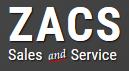 Zac's Sales & Service logo